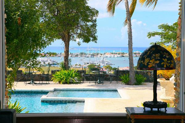 Diamond Chateau at Cole Bay, Saint Maarten - Ocean View, Pool, Private - Image 1 - Simpson Bay - rentals
