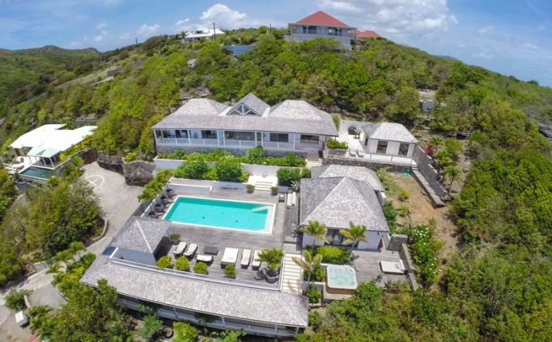 Amalia at Marigot, St. Barth - Ocean View, Pool - Image 1 - Marigot - rentals