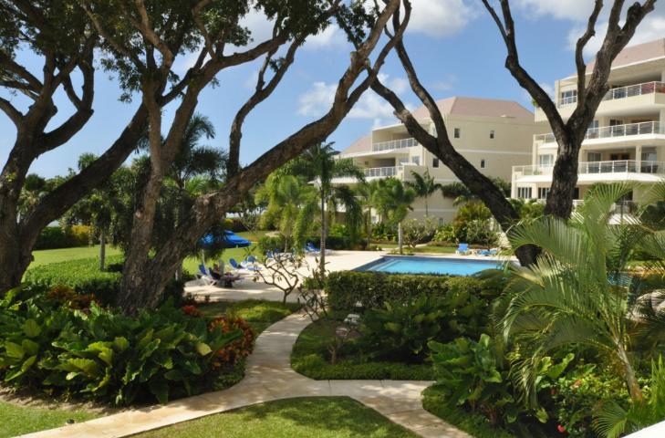 Palm Beach 204 at Hastings, Barbados - Ocean View, Pool - Image 1 - Hastings - rentals