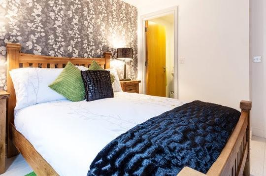 Master Bedroom - Belfast Cityside Apartment - Belfast - rentals