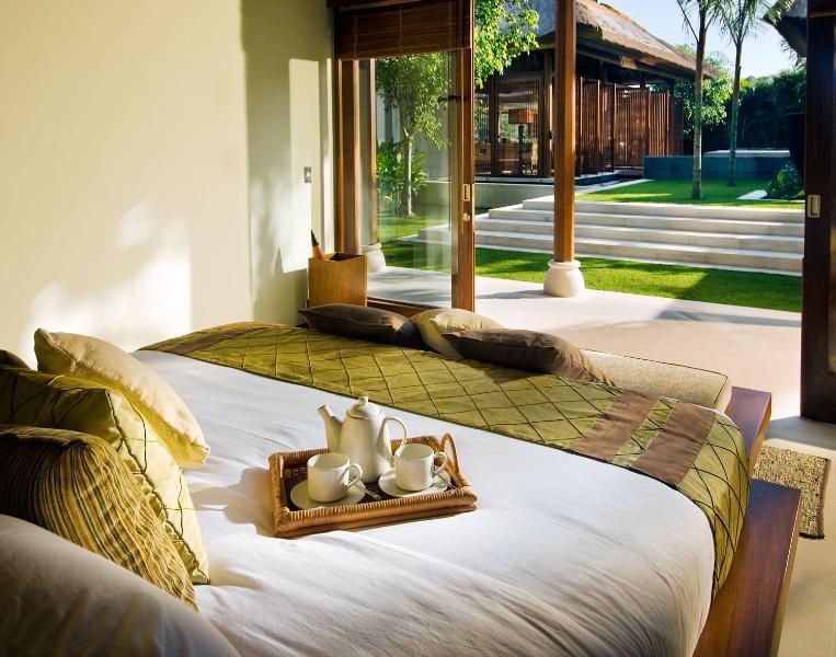 View-from-Suite - Sakova Villa 0181 Canggu 5 Bedroom - Mojokerto - rentals