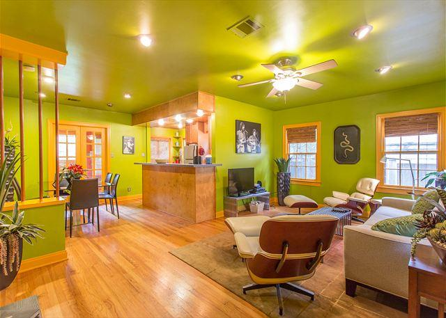 Funky Austin House Close To Everything - Image 1 - Austin - rentals