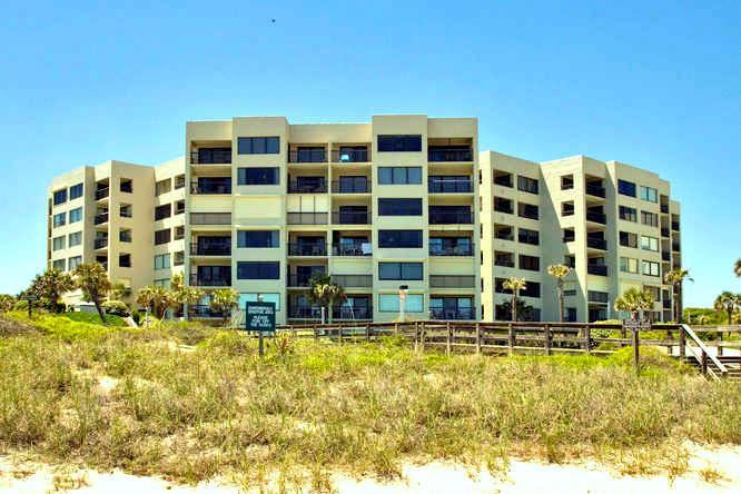 Beachfront luxury - Best 2 BR Condo, Surf + Racquet Great Fall and Winter Rates - Fernandina Beach - rentals