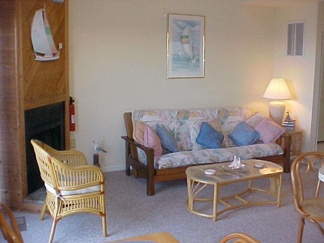 living room - Bahama Princess Q - Ocean City - rentals