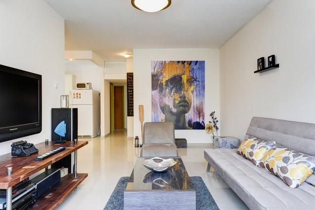 Prime And Chic Haven Close To Beach - Image 1 - Tel Aviv - rentals