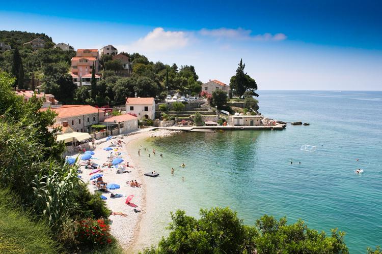 Beautiful Stikovica Beach - Apartments Tonina A2, Zaton, Dubrovnik - Dubrovnik - rentals