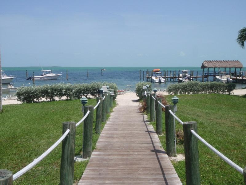 OUR DOCK AREA - DEC &  APRIL DEAL MONTH MINIMUM ENJOY! (phone: hidden) - Islamorada - rentals