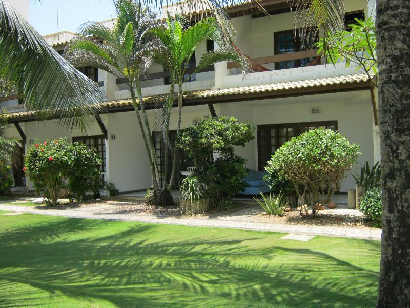 Front View of Unit - OCEANFRONT 3 Bdr, Flamengo Beach, Salvador, Brazil - Salvador - rentals