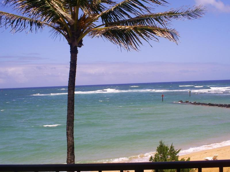 Off Balcony - Pono Kai Resort 2BR 2BA Sleeps 6 - Kapaa - rentals