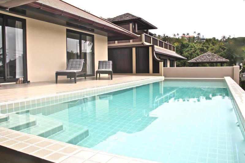 Banyan Villas - Luxury Pool Villa with Sea view - Image 1 - Bophut - rentals