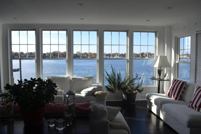 Water Views! - The Boat House - Waterfront living & Chefs Kitchen - Tiverton - rentals