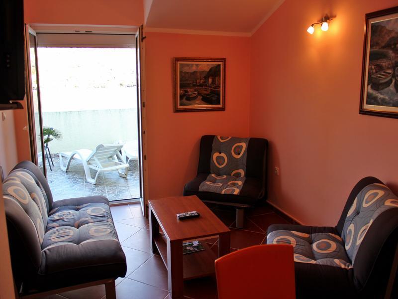 Apartments Gracija - 92441-A1 - Image 1 - Kotor - rentals