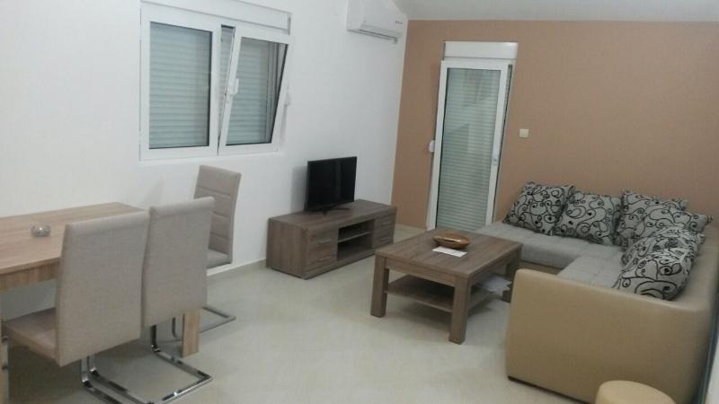 Apartments Miraš - 93221-A1 - Image 1 - Becici - rentals