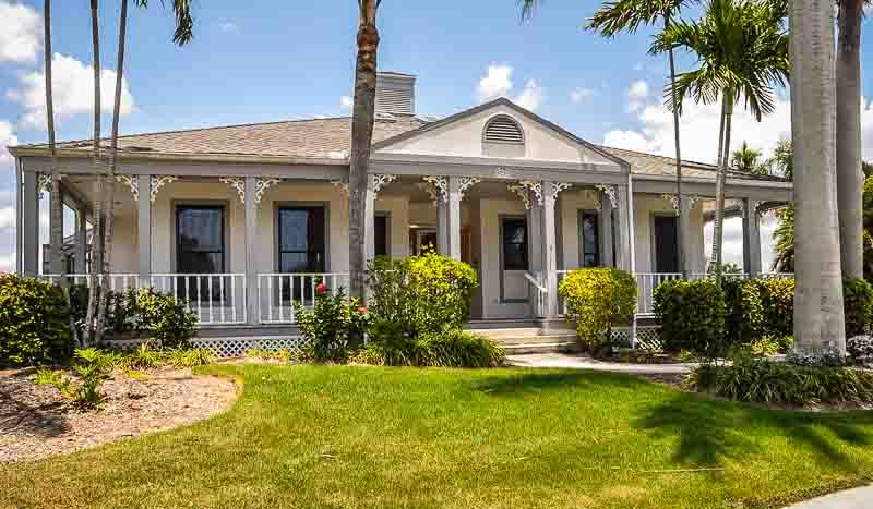 Front of the Home - Plantation Ct, 778 - Marco Island - rentals