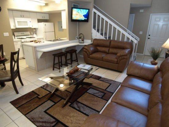 3 Bedroom 2 Bathroom Townhome Close to Disney. 3168TC - Image 1 - Orlando - rentals
