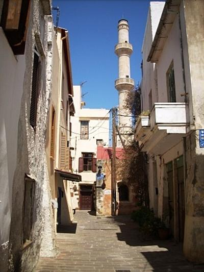 down the street of the house - Chania small house in Old Town - Chania - rentals