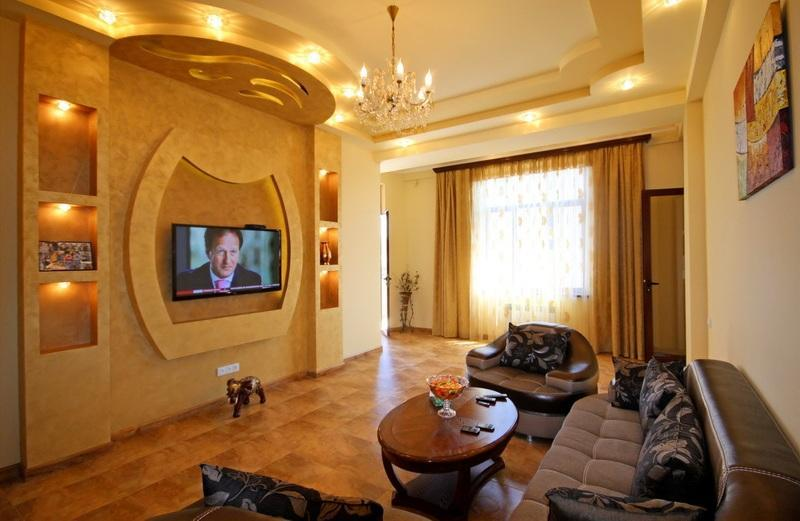Hall - Lux Apartment in the Small Centre of Yerevan - Yerevan - rentals