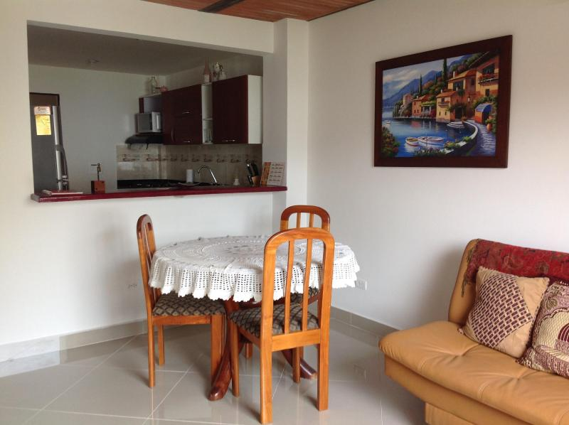2 Bedroom 1 Bath New Apartment- 201 - Image 1 - Medellin - rentals