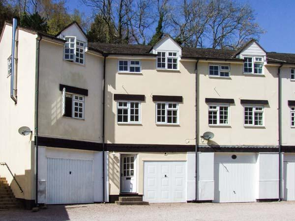 9 WYE RAPIDS COTTAGES, mid-terrace, over three floors, parking, garden, in Symonds Yat, Ref 912225 - Image 1 - Symonds Yat - rentals