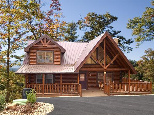 Smoky Mountain TN cabin rental with the charm of the Tennessee Smokies. - Natural Beauty - Gatlinburg - rentals