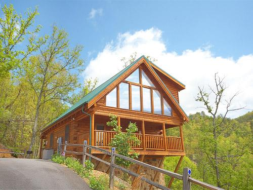 Cabin rental with endless Smoky Mountain scenic views. - Altitude - Sevierville - rentals