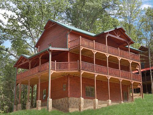 Cabin rentals of Gatlinburg at Elk Springs Resort. - A Smoky Hideaway - Gatlinburg - rentals