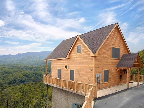 Autumn Ridge cabin rental in the beautiful Smoky Mountains of East Tennessee. - Bear Bluffs - Sevierville - rentals