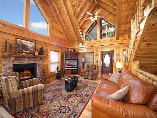 Mountain Paws Retreat - Image 1 - Sevierville - rentals