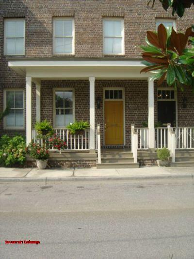 1009: Three Story on Crawford - Image 1 - Savannah - rentals