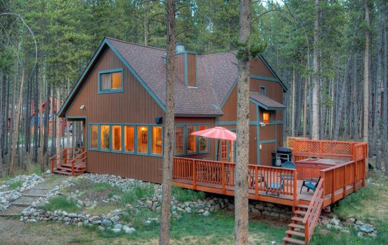 Blue River Mountain Haus - Image 1 - Breckenridge - rentals