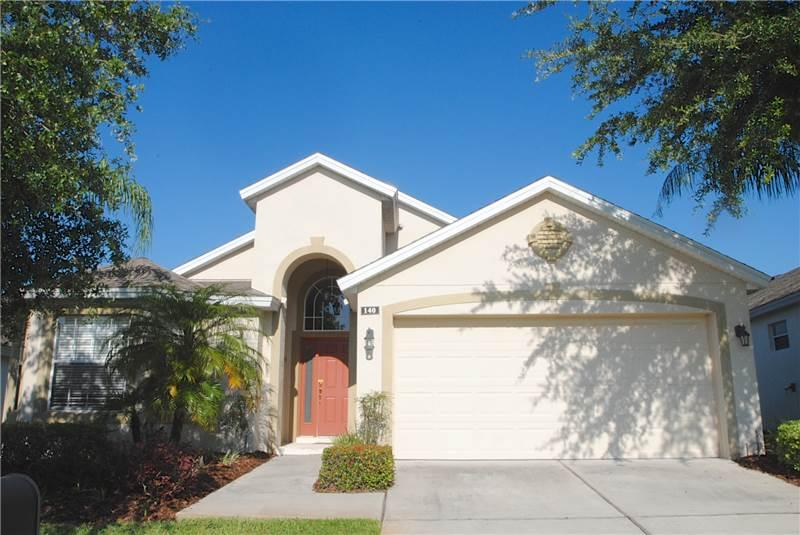 Wonderfully new 4BR w/ access to communal pool - 140RD - Image 1 - Davenport - rentals
