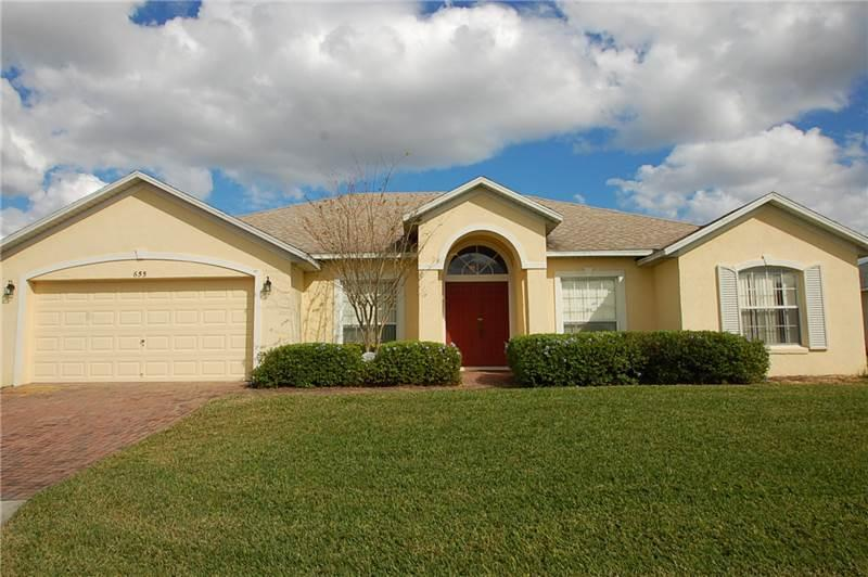 Perfect family vacation home w/ heated pool - 655DD - Image 1 - Davenport - rentals