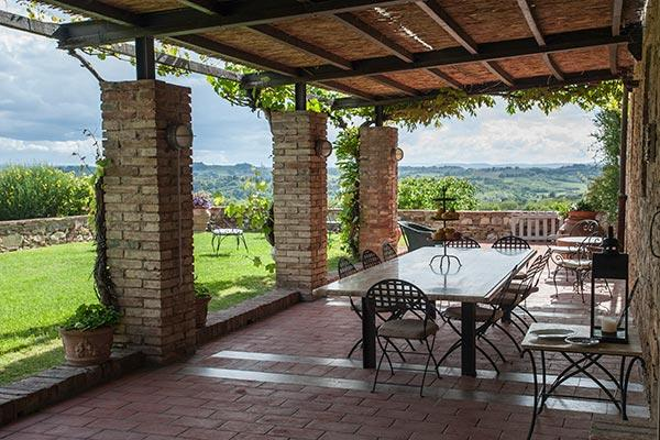 Restored country house in the heart of Tuscany in a historic hamlet. BRV GEG - Image 1 - Siena - rentals