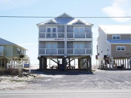 Bonhomme Richard East - Image 1 - Gulf Shores - rentals