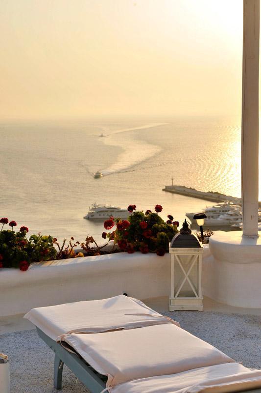 sunset view - Design Villa Princess in Mykonos - Mykonos - rentals