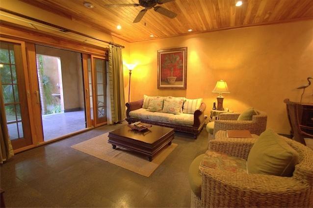 Spacious Living Room - Villas La Esquina #2-Tamarindo/Playa Langosta, CR - Tamarindo - rentals
