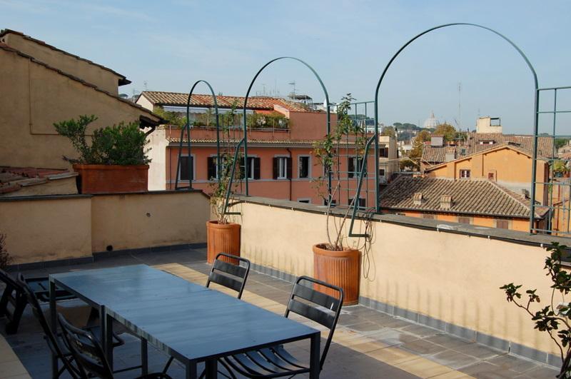 Trastevere Terrace Wide Apartment - Image 1 - Rome - rentals