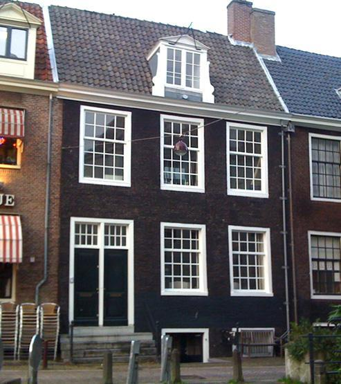 Front of the building - One bedroom with Views to Canal and Rijksmuseum - Amsterdam - rentals
