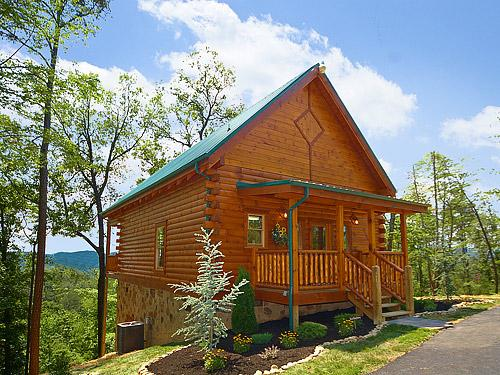 Secluded Romance - Image 1 - Sevierville - rentals