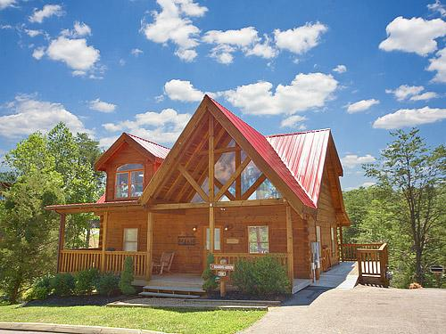 Soaring Arrow - Image 1 - Pigeon Forge - rentals