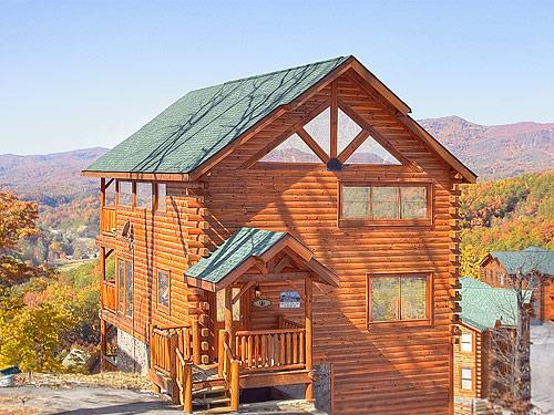 Mountain Seduction - Image 1 - Sevierville - rentals