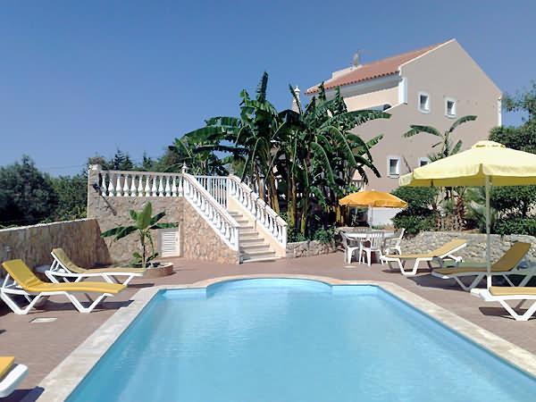 Fajan 4 Bed 4 Bath With Private Gated Pool And A/C - Image 1 - Carvoeiro - rentals