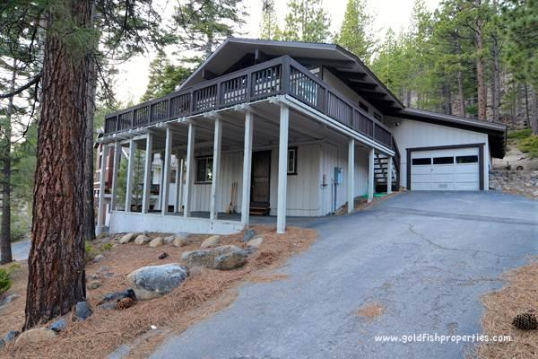 Open Air Incline Village 3 Bedroom Home ~ RA3470 - Image 1 - Incline Village - rentals