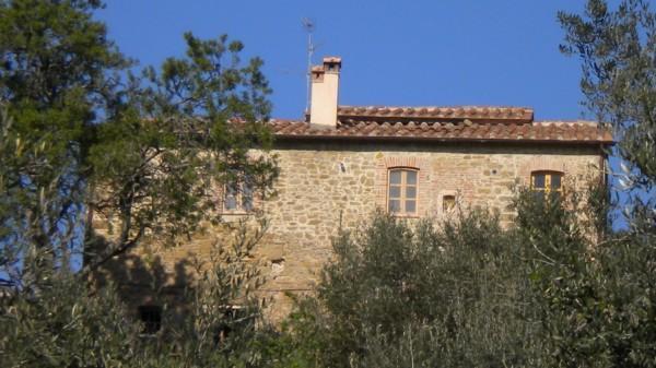 Casa Cappuccini Front View - Casa Cappuccini, Lago Trasimeno, Perugia, Umbria - Passignano Sul Trasimeno - rentals