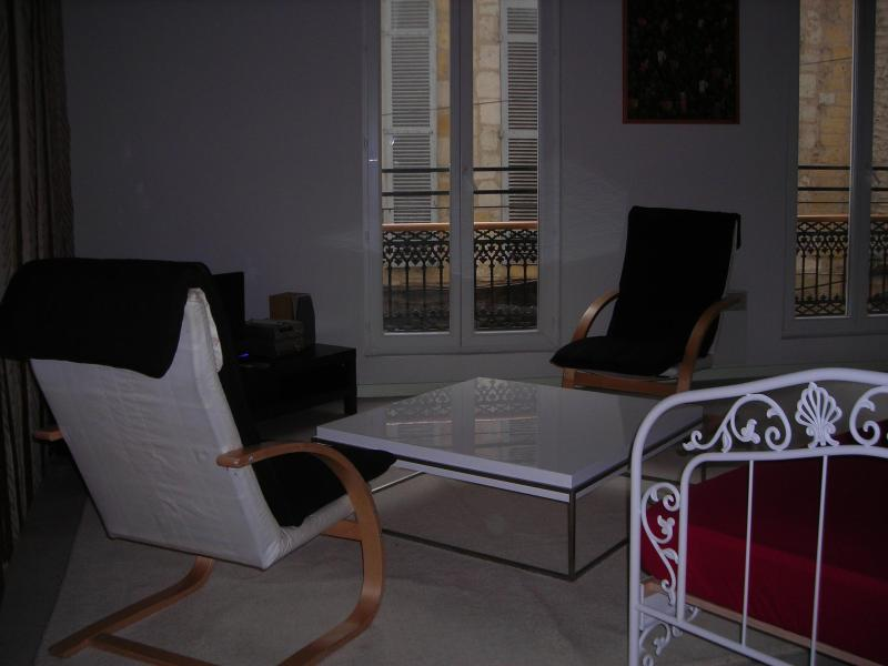 Lounge Appt I - Appt 1, 4 Rue Merline, Bergerac, Dordogne, France - Bergerac - rentals