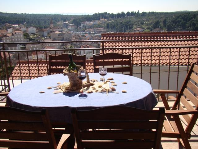 terrace - Apartment Luka - Dalmatia - rentals