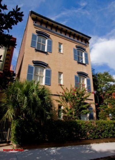 1070: Liberty House Garden Level - Image 1 - Savannah - rentals