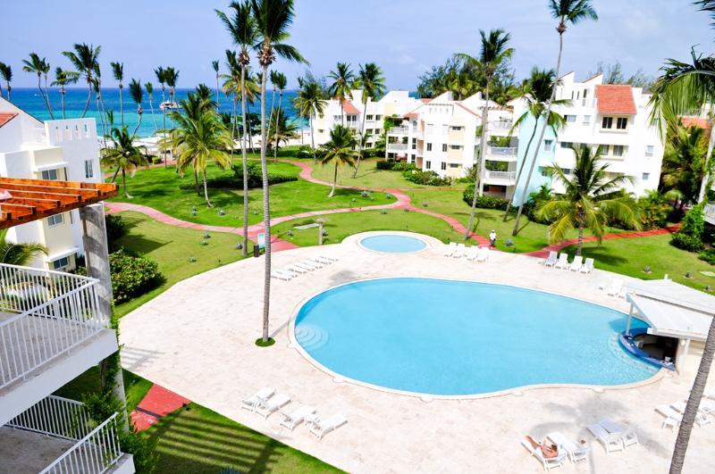 Stunning 3 bedroom beachfront penthouse!!!!!!!!! - Image 1 - Punta Cana - rentals