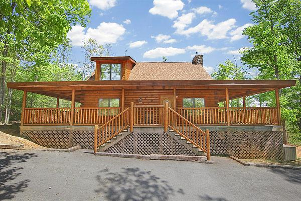 Exterior - Deer Trail - Gatlinburg - rentals