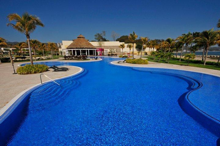 Beach Club - Villa 115 with private pool in beachfront B NAYAR - La Cruz de Huanacaxtle - rentals